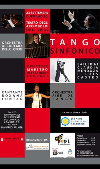 Tango Sinfonico